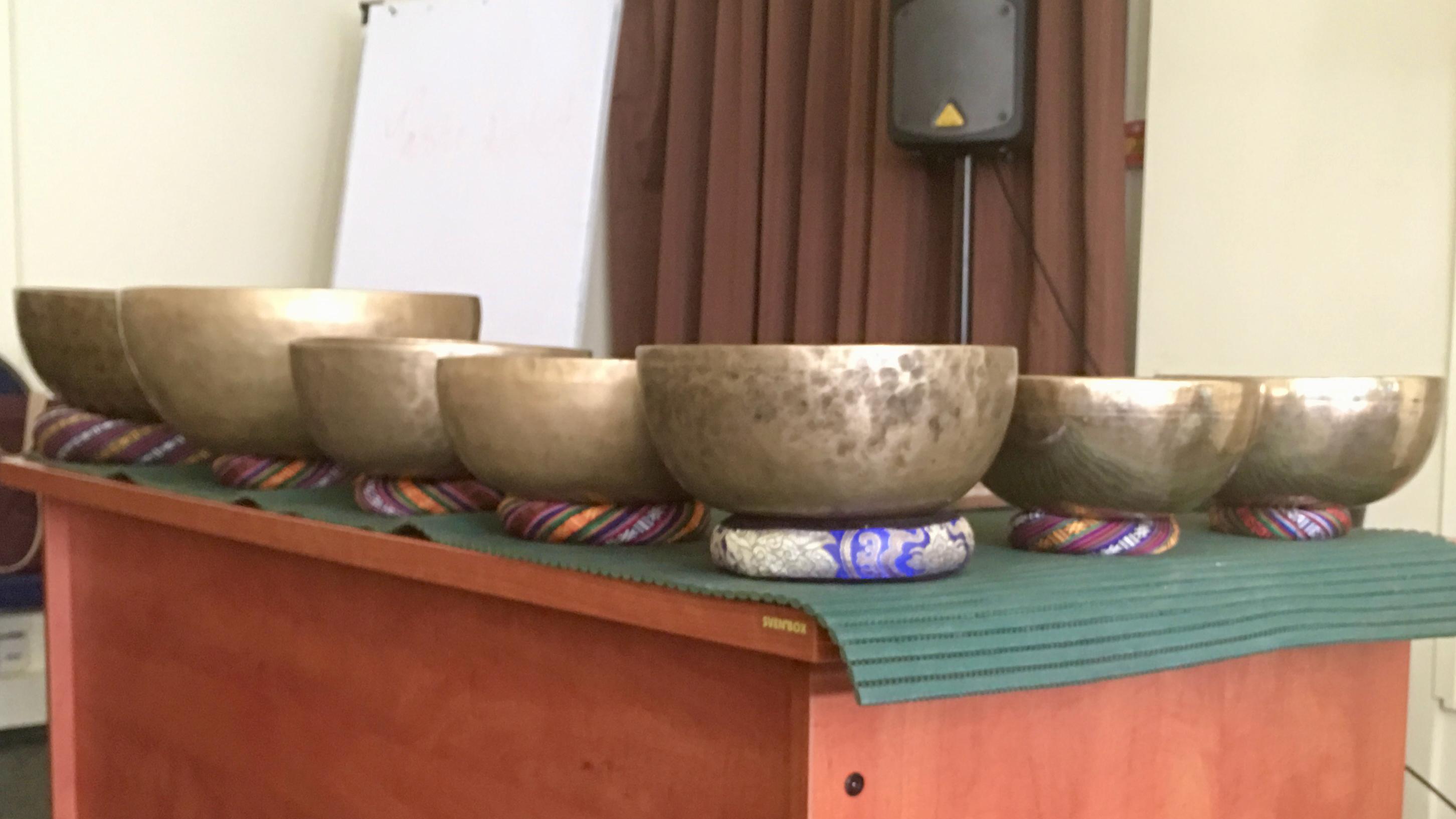 Kurs uzdrawiania misami tybetańskimi prowadzony przez Khenpo Ratsa Geshe Tenzin Dargye